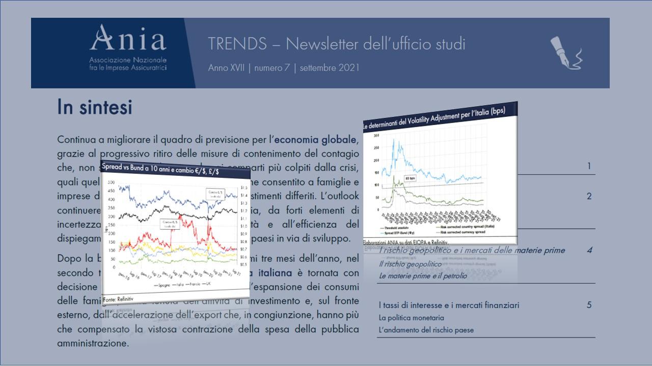 Torna a crescere l'economia italiana